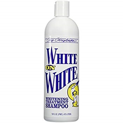 Picture of CHRIS CHRISTENSEN  WHITE ON WHITE SHAMPOO