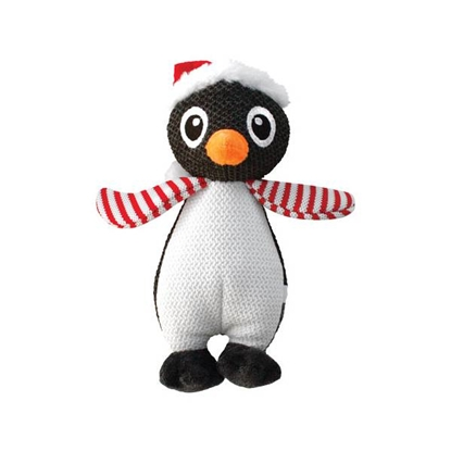 Picture of KONG Holiday Whoopz Penguin Toy