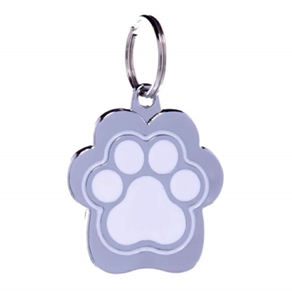 Picture of TAG RAINBOW PAW BIG WHITE