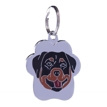 Picture of TAG RAINBOW ROTTWEILER