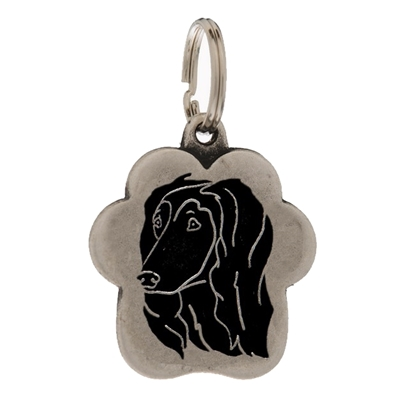 Picture of TAG CLOUD AFGHAN HOUND