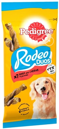 Picture of PEDIGREE RODEO DUO Beef & Cheese
