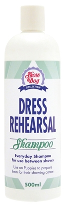 Picture of SHOW DOG REHEARSAL SHAMPOO