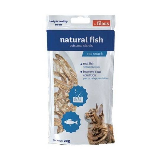 Picture of Les Filous dried fish treats
