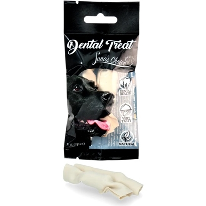 Picture of Luna's Choice Dental Treat Cheese 2 pcs