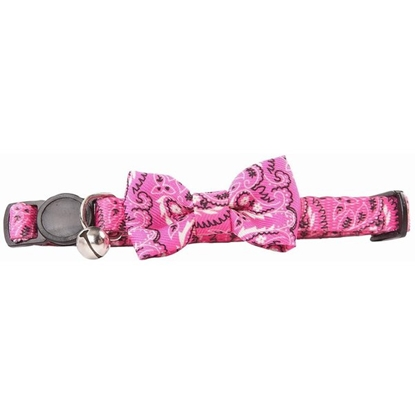 Picture of Cat collar with Bowknot