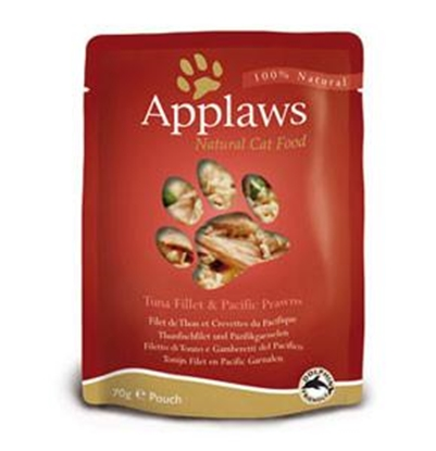 Picture of Applaws Pouch Adult Tuna with Pacific Prawn