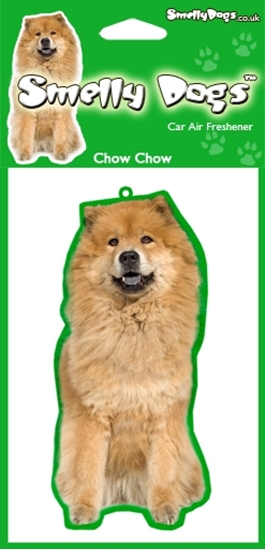 Picture of Chow Chow CAR AIR FRESHENER