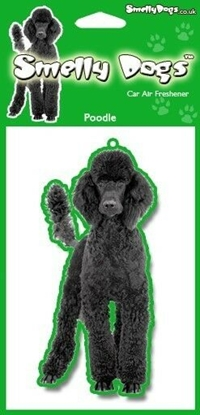 Picture of Poodle CAR AIR FRESHENER