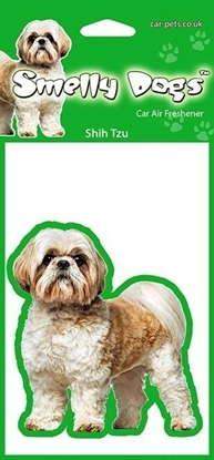 Picture of SHIH TZU CAR AIR FRESHENER