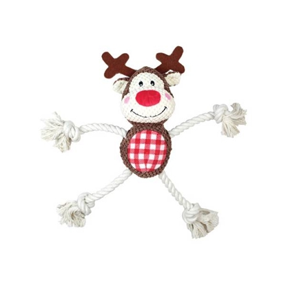 Picture of Rope Reindeer Soft Toy
