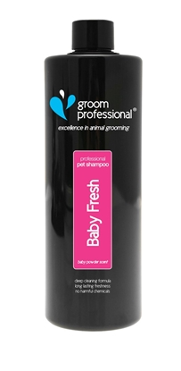 Picture of Groom Professional Baby Fresh Dog Shampoo