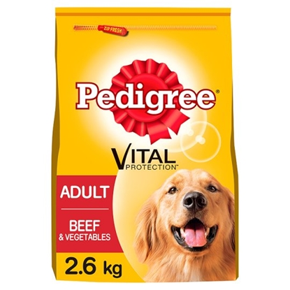 Picture of PEDIGREE Adult Beef with Vegtables