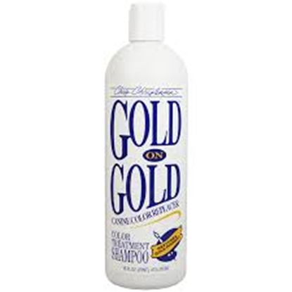 Picture of CHRIS CHRISTENSEN GOLD ON GOLD SHAMPOO 437ML