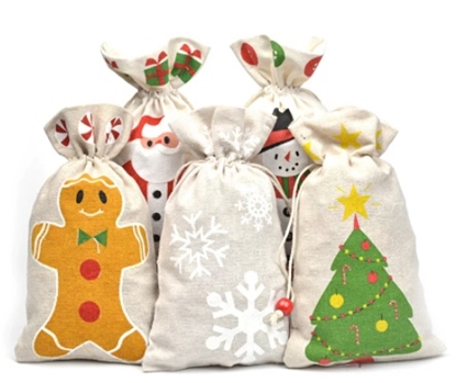 Picture of CHRISTMAS TREAT BAG