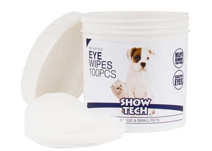 Picture of Show Tech Eye Wipes 100 pcs Eye Cleaner