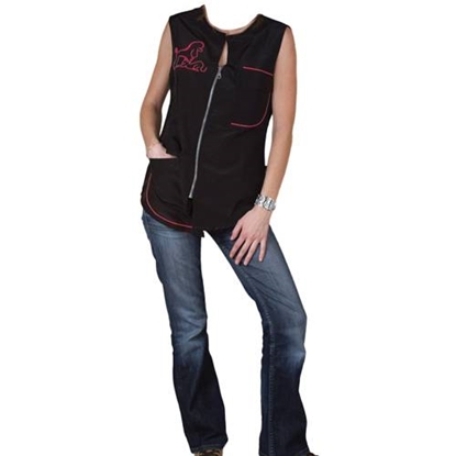 Picture of Carina Sleeveless Grooming Jacket