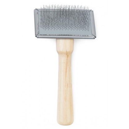Picture of FREEDOG WOODEN SLICKER BRUSH